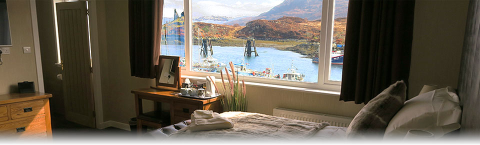 Photo of family Room, White Heather Hotel, Skye