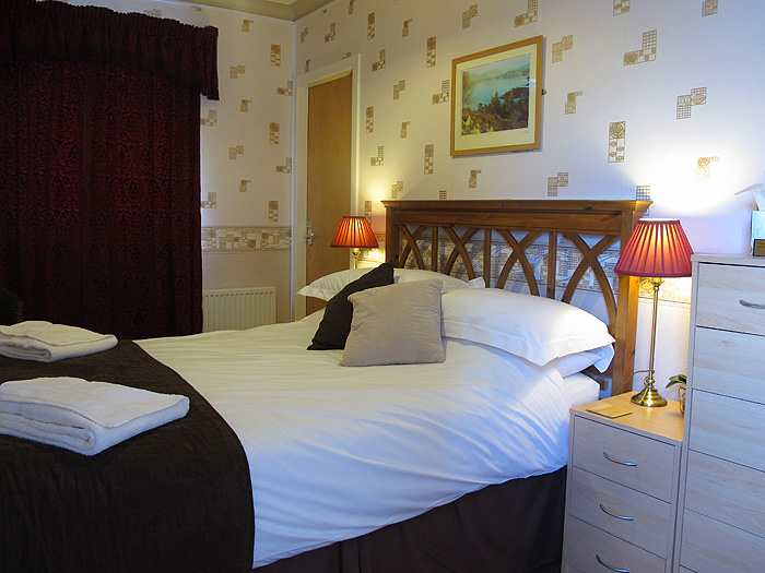Double room, White Heather Hotel, Skye