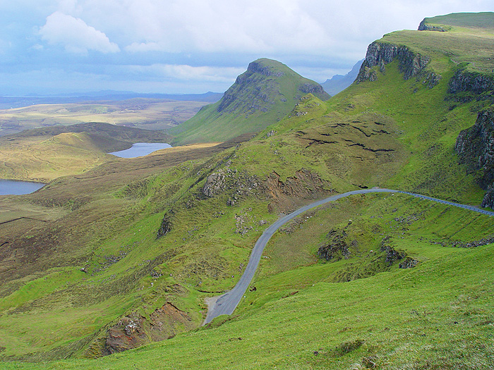 View from the Quiraing, Skye