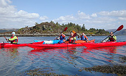 Sea Kayak Plockton