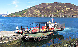 The Glenachulish Skye Ferry