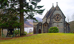 St Mary & St Finnan Church